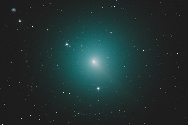 A photo of Comet 46/P
