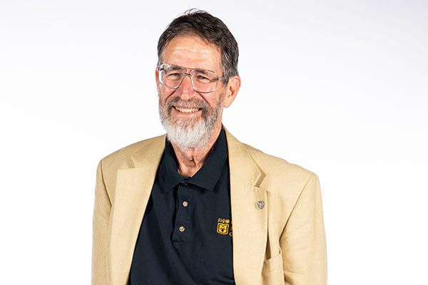 Nobel Laureate in Chemistry George P. Smith
